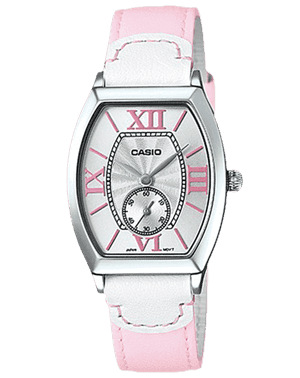 Elegant ladies watch Casio LTP-E114L-4A1 pasek