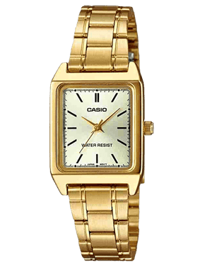 Classic ladies watch Casio LTP-V007G-9E