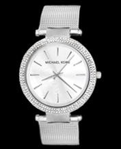 LADIES WATCH MICHAEL KORS MK3367 FASHION SILVER
