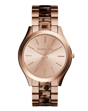Ladies watch Michael Kors MK4301 Rose Gold Slim