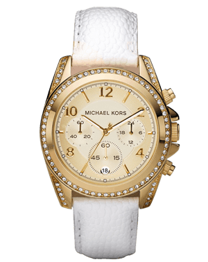 LADIES WATCH MICHAEL KORS MK5460 CRYSTAL GOLD