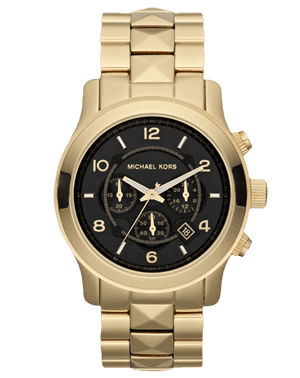 ZEGAREK DAMSKI MICHAEL KORS MK5795 FASHION GOLD
