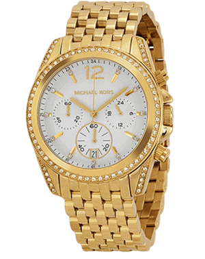 Ladies MICHAEL KORS MK5835 GOLD