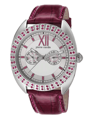 LADIES WATCH PIERRE CARDIN PC106032F04 MULTIDATA