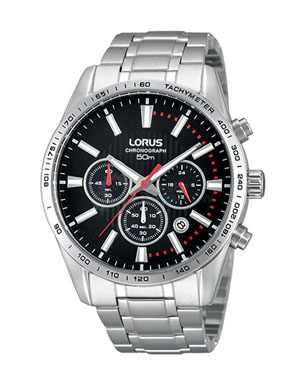 Zegarek męski Lorus RT343DX9 chronograf data