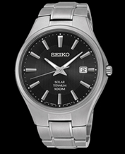 Men's watch Seiko SNE377P1 tytan 100M bransoleta