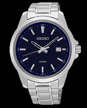 Men's watch Seiko SUR153P1 data bransoleta 100M