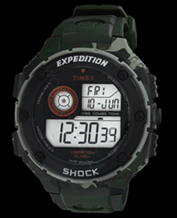 Męski zegarek timex Expedition T49981 Military