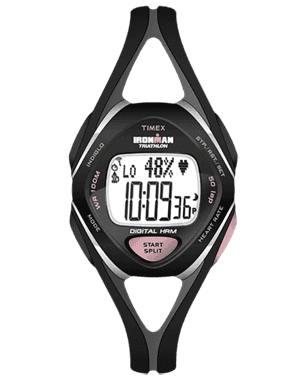 Woman watch TIMEX T5K572 IRONMAN RACE TRAINER