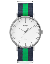 Ladies watch Timex TW2P90800 Weekender Indiglo