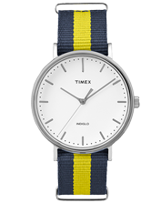 Ladies watch Timex TW2P90900 Weekender Indiglo