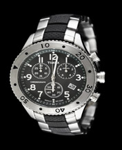 Men's watch Timex T2M706 Chronograph INDIGLO 100M
