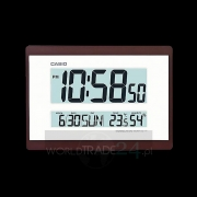 Digital clock Casio ID-17-5D temperature date