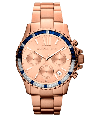 LADIES WATCH MICHAEL KORS MK5755 ROSE GOLD 100M