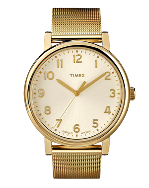 Ladies watch Timex T2N598 Bransoleta Indiglo