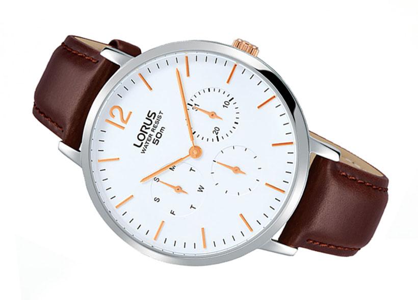 Dodatkowe Klasyczny zegarek damski Lorus RP691CX9 datownik - Zegarki VC07
