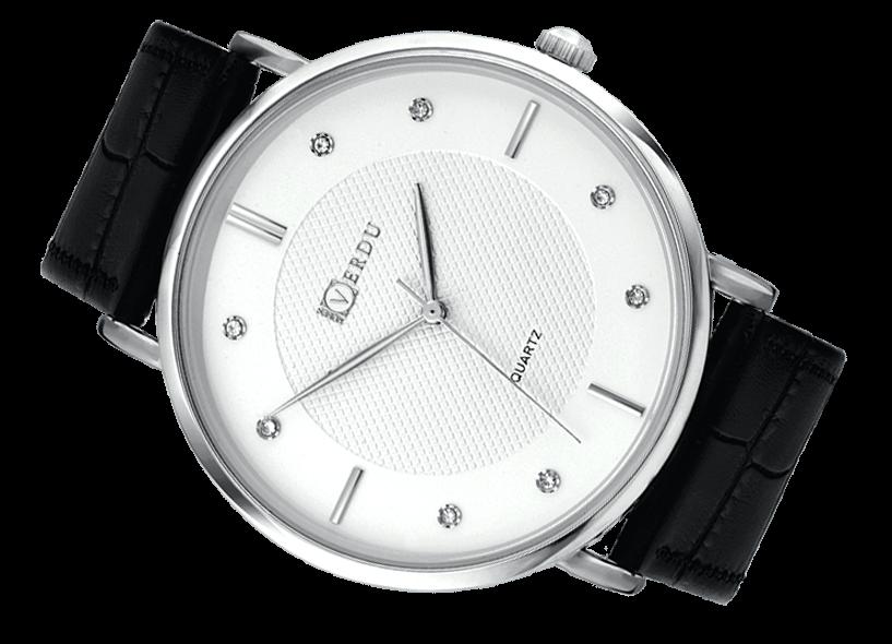 Tylko na zewnątrz Klasyczny zegarek męski Ruben Verdu RV1003 Slim - Zegarki, Zegarki TC14