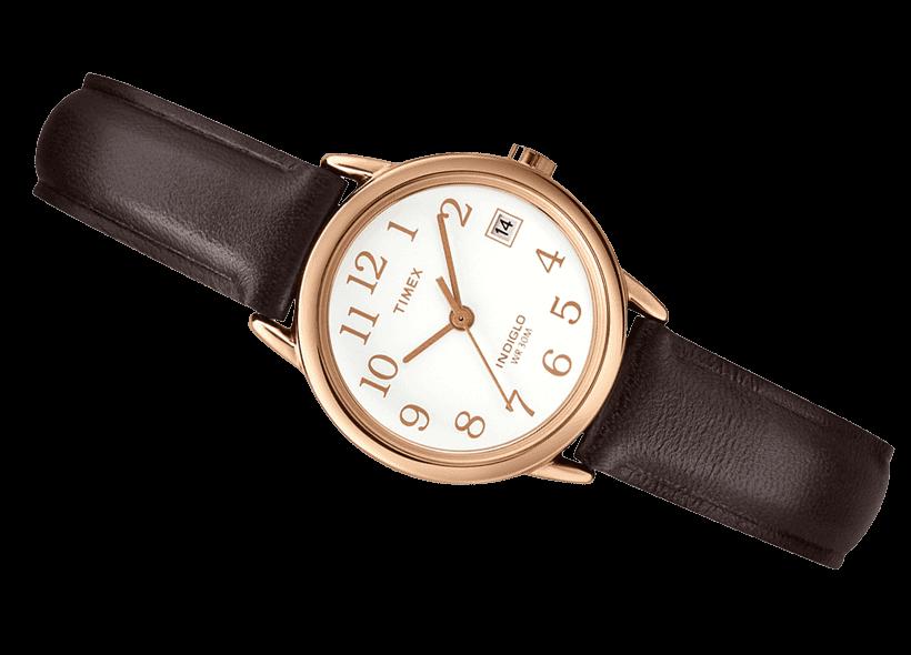 Groovy Klasyczny zegarek damski Timex T2P564 Easy Reader - Zegarki FX58