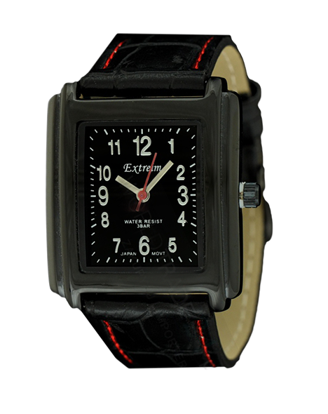 Men watch Extreim Y019A-2E BKRD