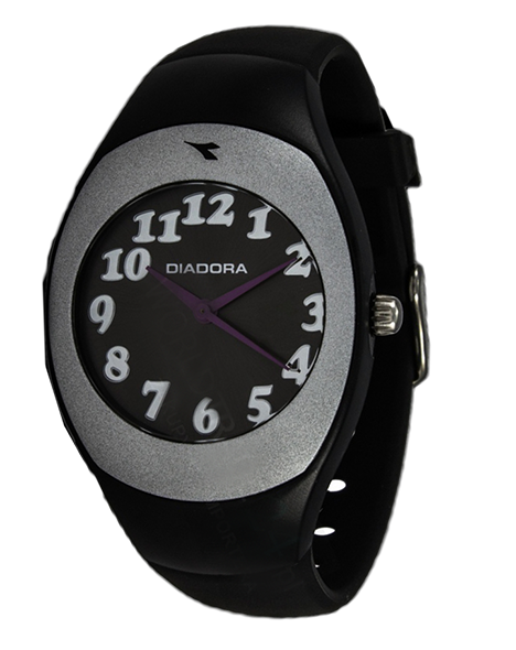 Ladies watch Diadora DI-001-02 Free Black