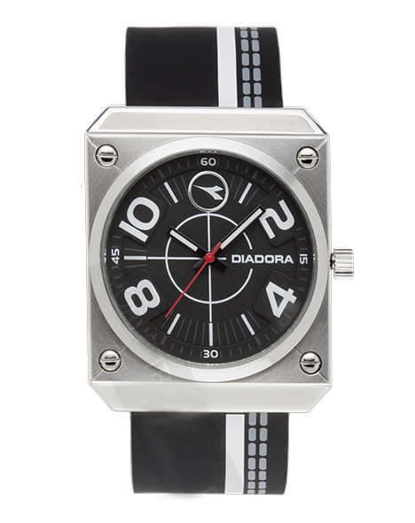 Men watch DIADORA DI-011-05 DRIVE BLACK