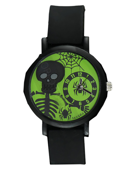 KIDS WATCH TIKKERS TK0069 3D SKELETON HIT