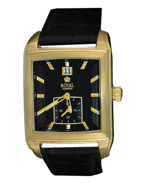 MEN'S WATCH ROYAL LONDON 40157-04 CLASSIC DATA