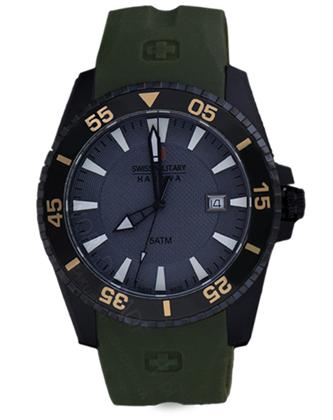MEN'S WATCH SWISS MILITARY HANOWA 4211.27.009