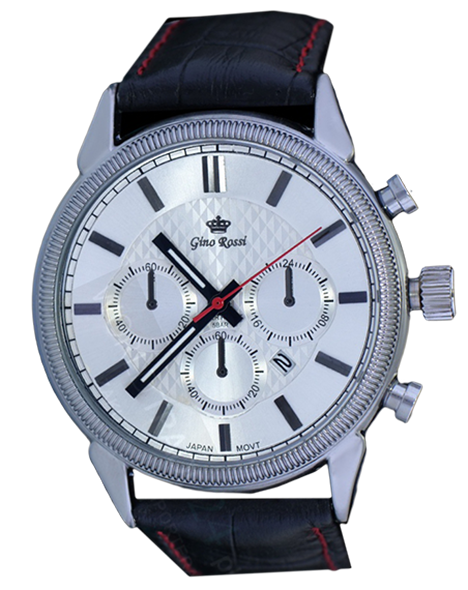 Men's watch Gino Rossi Monopoli3A1 SLRD