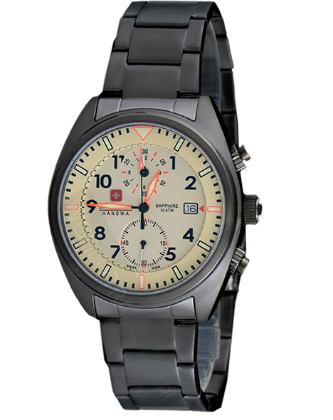 Men's watch Swiss Military Hanowa 06-5227.30.002