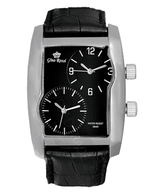 men's watch Gino Rossi 6362A-1A2 SLBK
