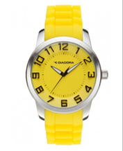Watch UNISEX DIADORA DI-010-01 3D YELLOW