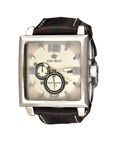 Men watch Gino Rossi 6982A1 3B1 BRSL