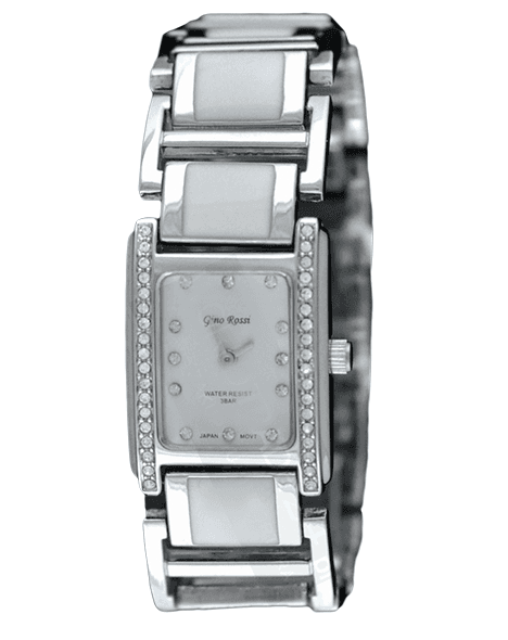 Women watch Gino Rossi 6566B-3C1 SLWH