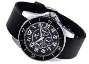 Unisex watch Gino Rossi 8084C-1A1 BKSL