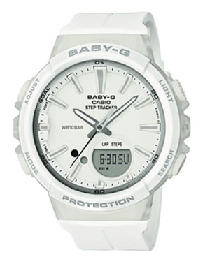 Ladies watch Casio BGS-100-7A1 Baby-G 100M