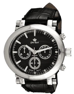 Men's watch Gino Rossi 3588 BKSL