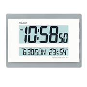 Digital clock Casio ID-17-8D temperature data