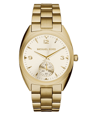 ZEGAREK DAMSKI MICHAEL KORS MK3344 FASHION GOLD