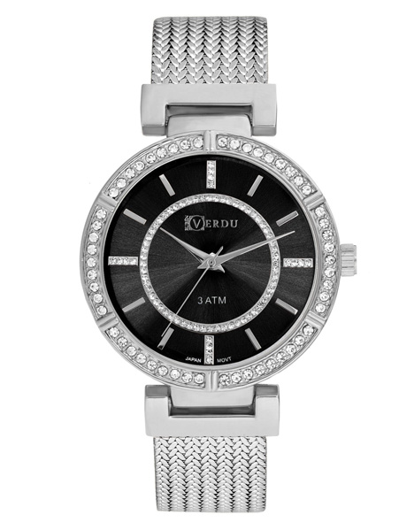 Women's watch Ruben Verdu RV2001 crystals
