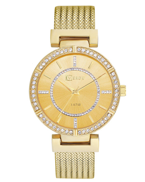Women's watch Ruben Verdu RV2002 crystals