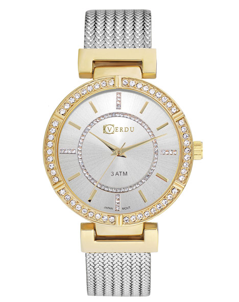 Women's watch Ruben Verdu RV2003 crystals