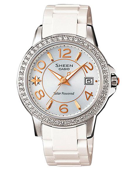 Women watch Casio SHE-4026SB-7A SHEEN
