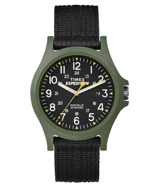 Men's watch Timex TW4999800 Expedition Indiglo