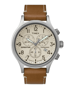 Zegarek męski Timex TW4B09200 Expedition Chrono