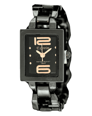 Women watch Extreim Y003A-5E BKMiedz
