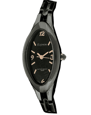 Women watch Extreim Y005A-5E BKMiedz